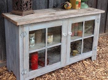 Rustic Farmhouse Cabinets